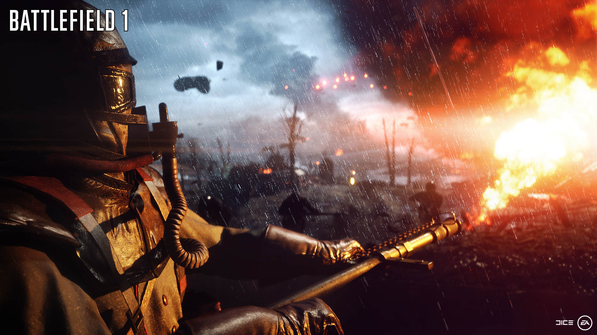 battlefield1 reveal 03 Battlefield 1 Announced, Takes Franchise Back To WW1