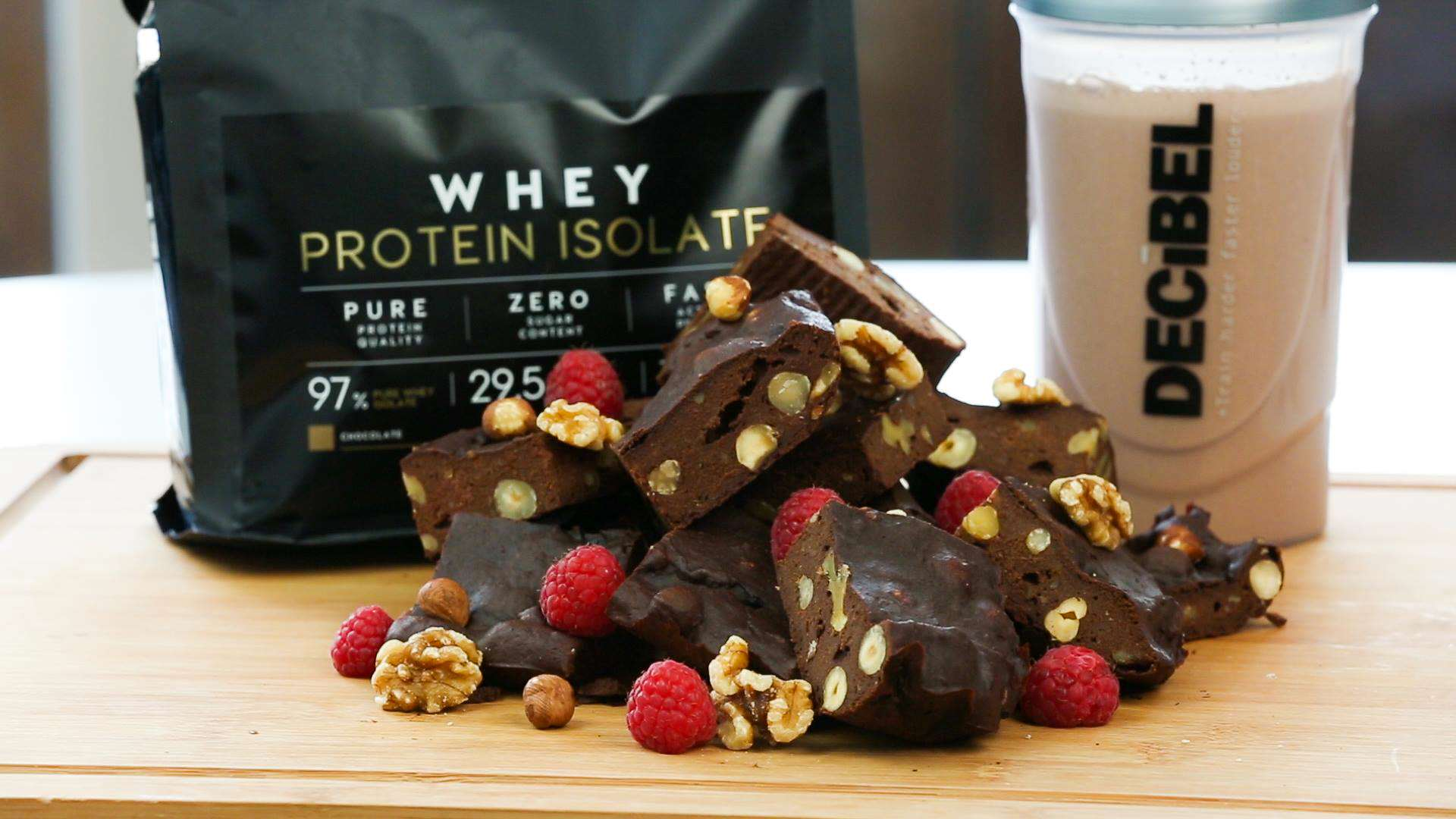 browniestills1 Heres How To Make Protein Brownies