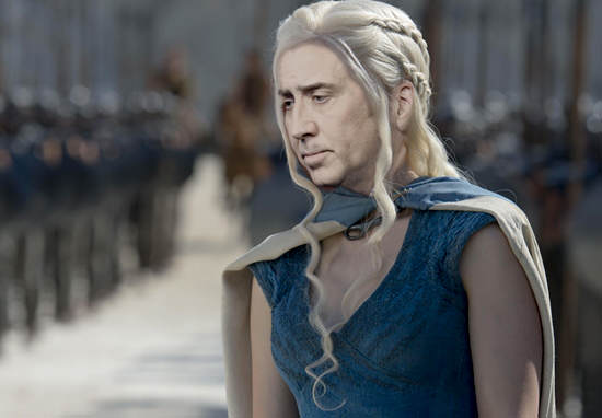cage of thrones wt Nicolas Cage As Every Game Of Thrones Character Is Hilarious