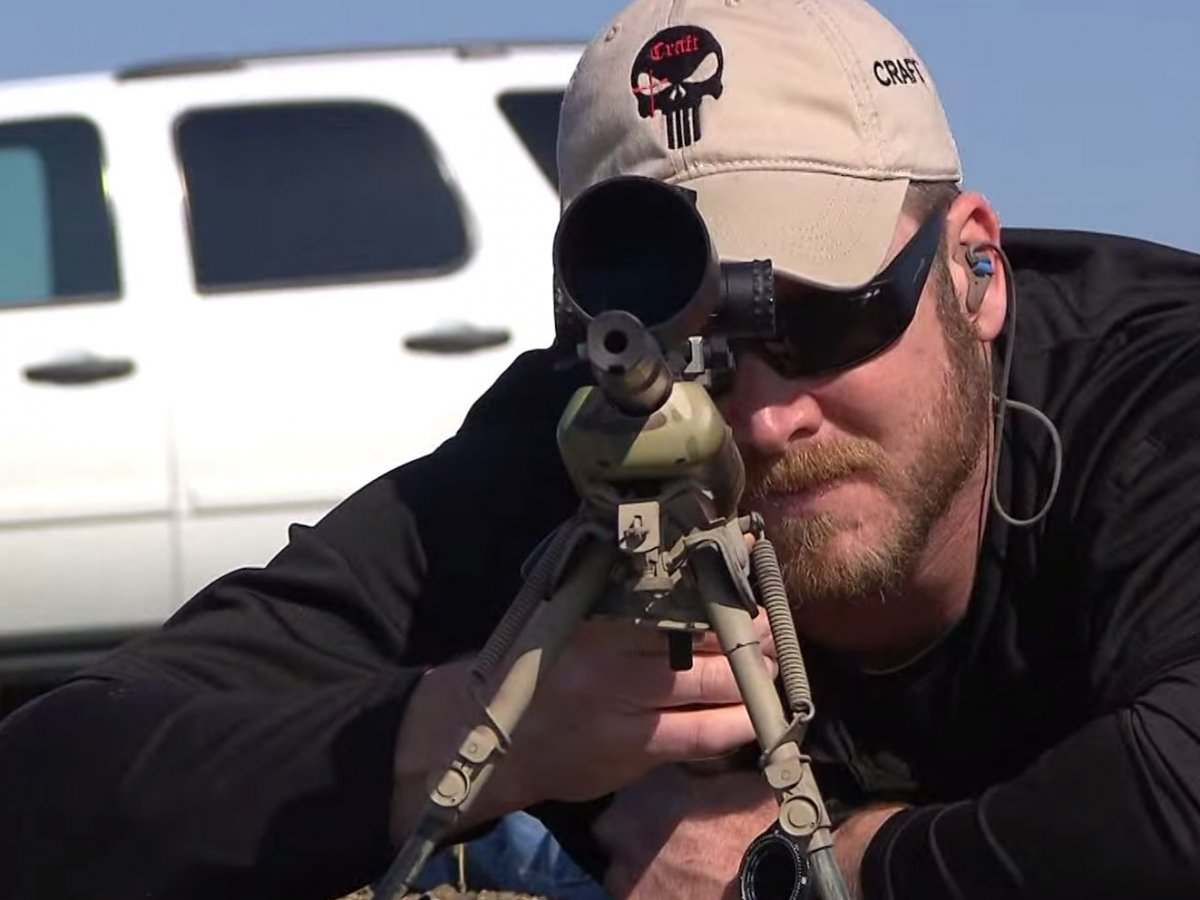 chris kyle 1 Turns Out The American Sniper May Have Massively Lied About His Service Record