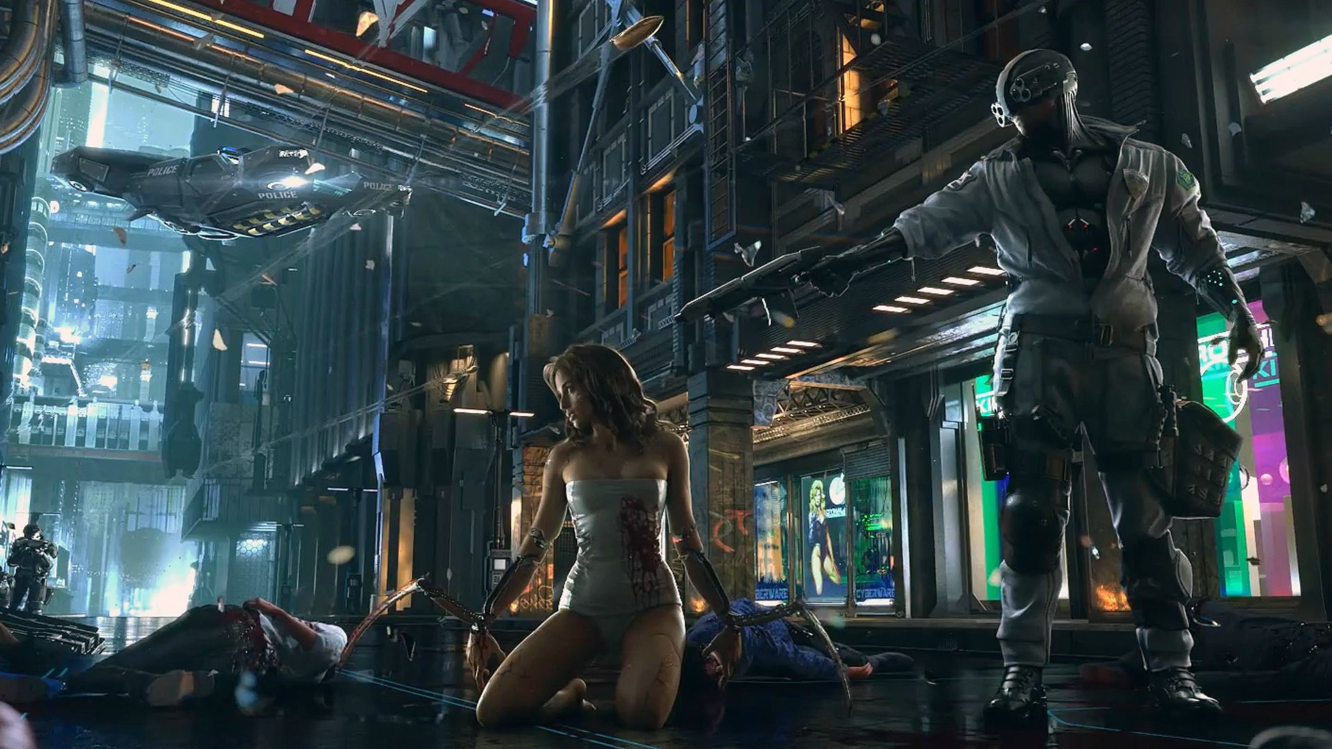 CD Projekt RED Discuss Cyberpunk 2077 And Plans For E3 cyberpunk