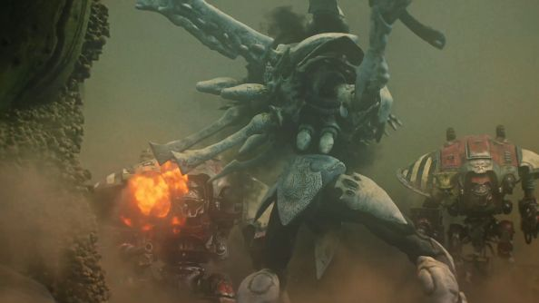 dow 3 5 Warhammer 40K: Dawn Of War 3 Announced With Badass Trailer