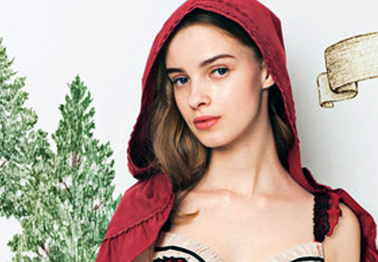 fairy tale underwear wt Sexy Fairytale Lingerie Is Here, Because Japan