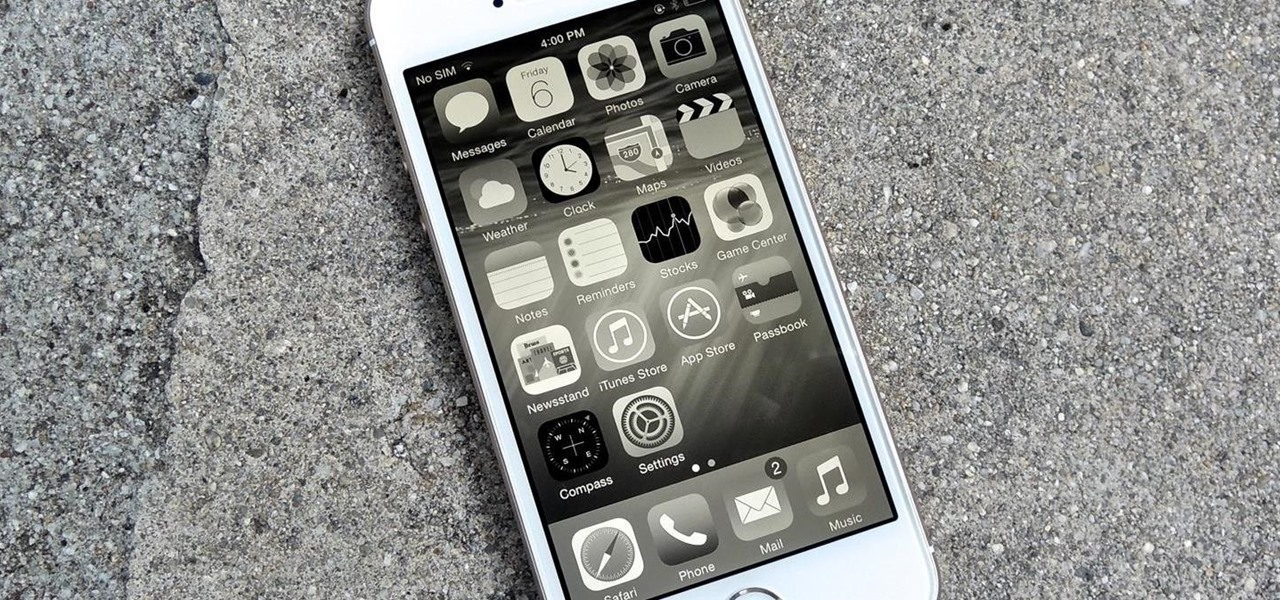 grayscale mode ios 8 proof next iphone will sport amoled display.1280x600 How To Quit Your Smartphone Addiction And Reclaim Your Life