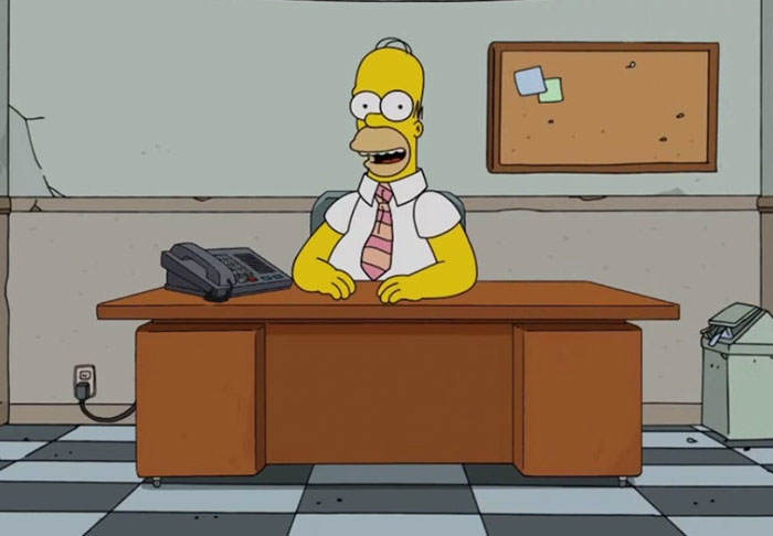 Homer Simpson Goes Live And Immediately Trolls Fans homer1