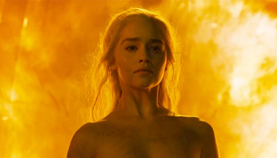 khaleesi1 Everyone Is Freaking Out Over Latest Game Of Thrones Episode