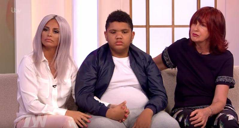 lw 1 Katie Price Reveals The Truth About Harveys TV Slip Up