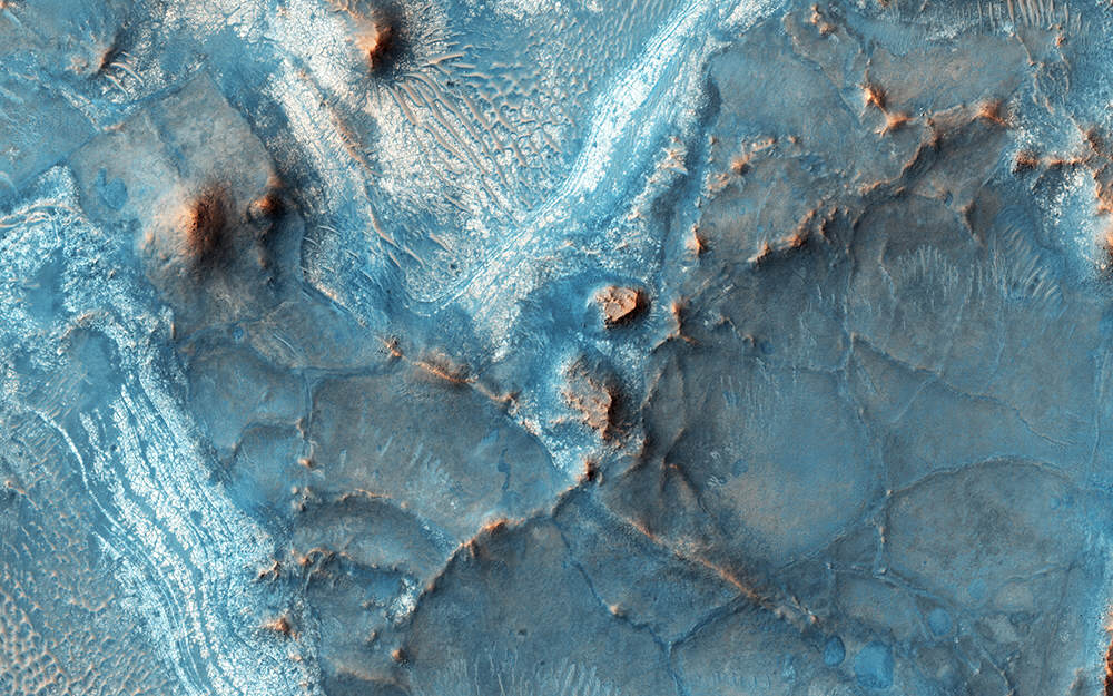 mars blue 1 Incredible Photos Reveal That Parts Of Mars Arent Actually Red
