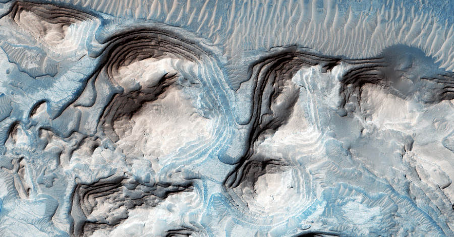 mars blue 3 Incredible Photos Reveal That Parts Of Mars Arent Actually Red