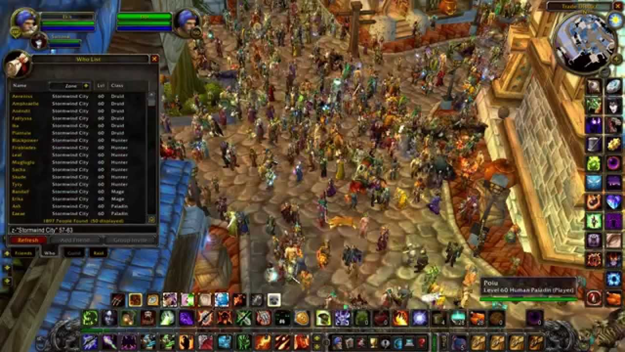 maxresdefault 1 New Twist In Blizzard Closure Of Nostalrius World Of Warcraft Server