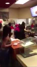 mcfight3 Two McDonalds Staff Brawl For Unbelievably Ridiculous Reason