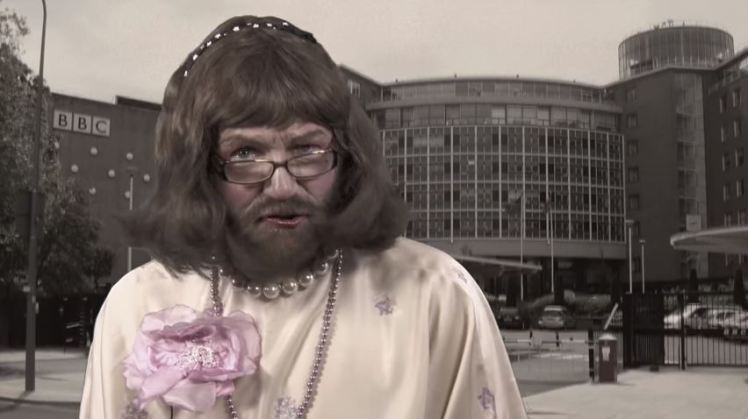 noel edmonds 1 Noel Edmonds Mocks The BBC In Strangest Online Video Youll See Today