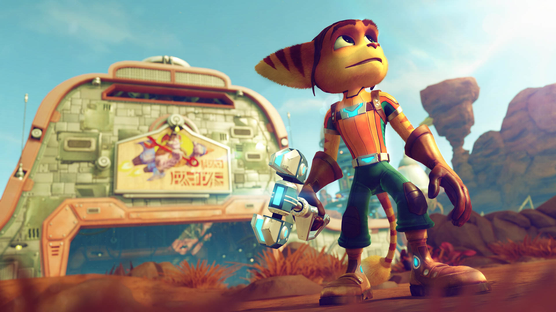 ratchet and clank screenshot 02 psv us 10jun15 YouTube Reveal Top 10 Trending Games For April 2016