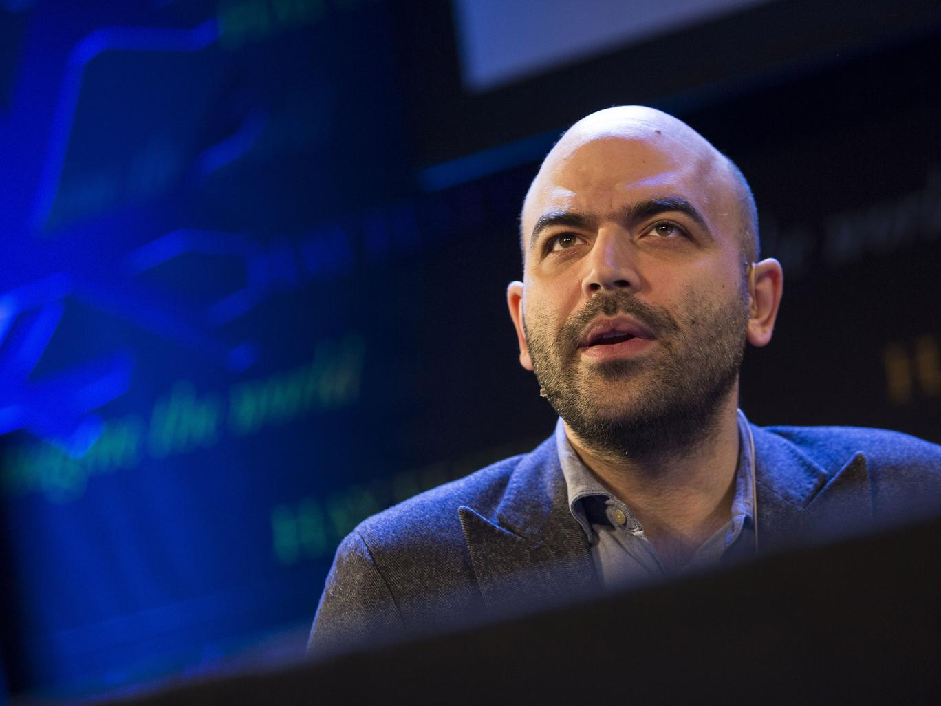 Mafia Expert Names The Most Corrupt Country In The World roberto saviano