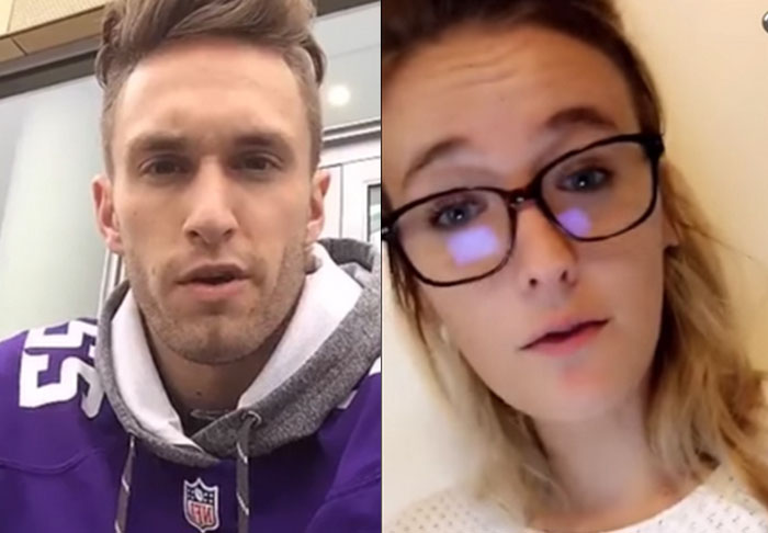 Snapchat Unites To Bring Social Media Crossed Lovers Together snap1