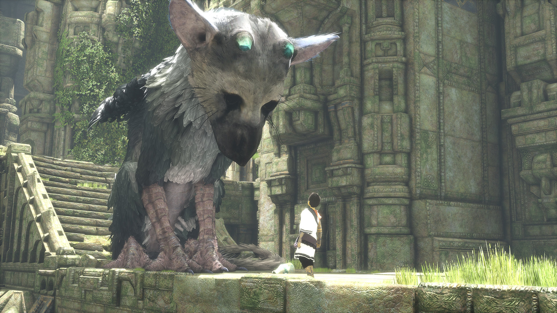 The Last Guardian Gets New Gameplay Details And Release Date the last guardian screen 06 ps4 eu 16jun15