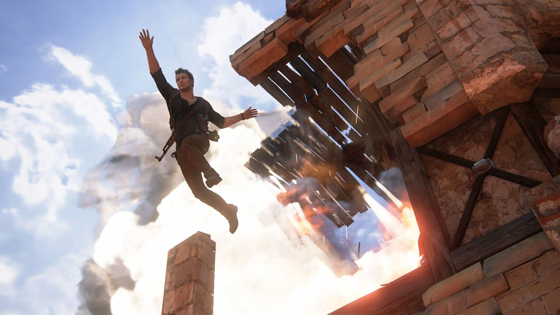 uncharted 4 Why Its Time We Chilled Out Over Videogame Reviews