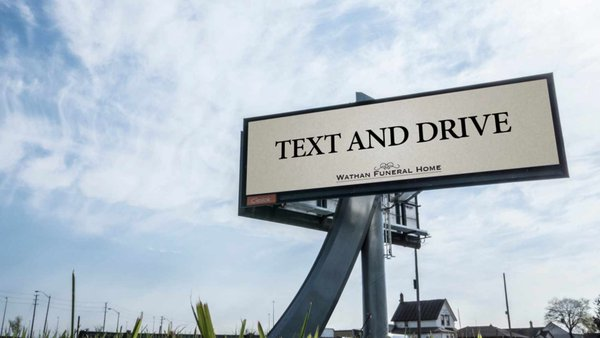 wathan1 Hugely Inappropriate Billboard Actually Has Powerful Message