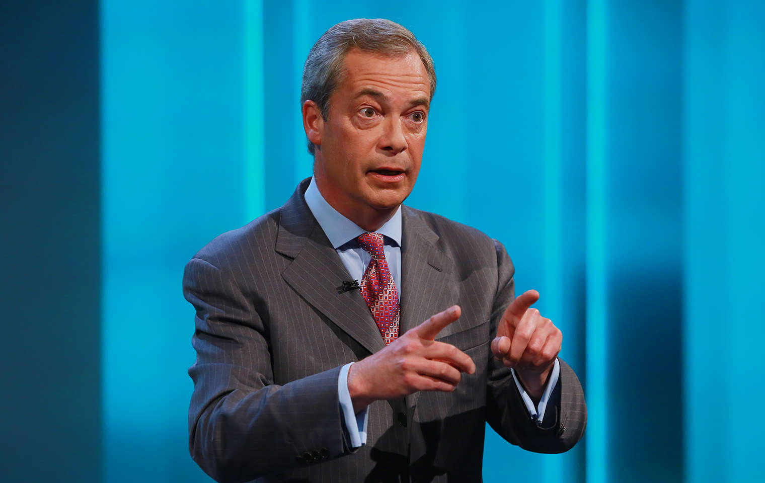 Nigel Farage Calls Himself A Victim When Talking About Jo Cox And Refugees 12258 1jbxtgs