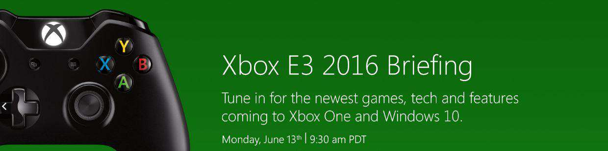 3075809 xbox Microsoft Tease Something Special Coming At E3
