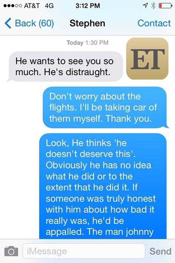 Johnny Depps Assistant Reveals Truth About Those Incriminating Texts Amber Heard Johnny Depp Text Messages 1