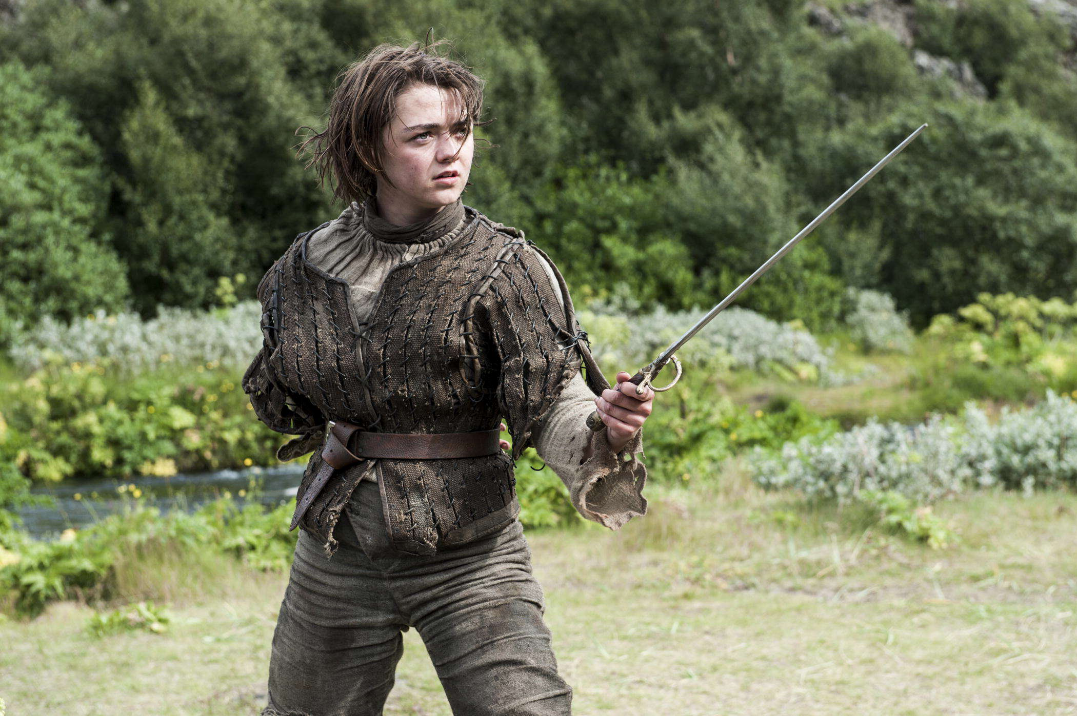 Arya Stark First of his Name Leaked Game Of Thrones Photo Hints At Major Characters Return