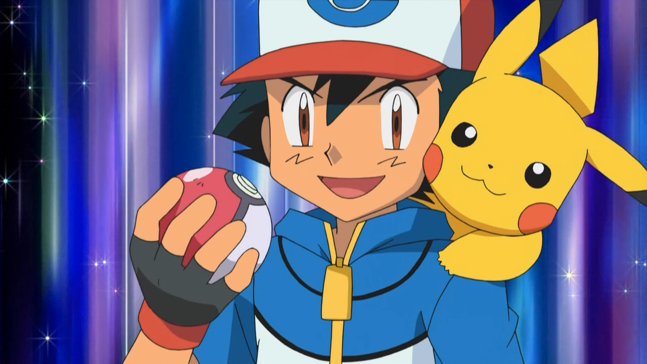 Ash and Pikachu in Future Episode Take This Quiz And Prove Youre A Pokemon Master