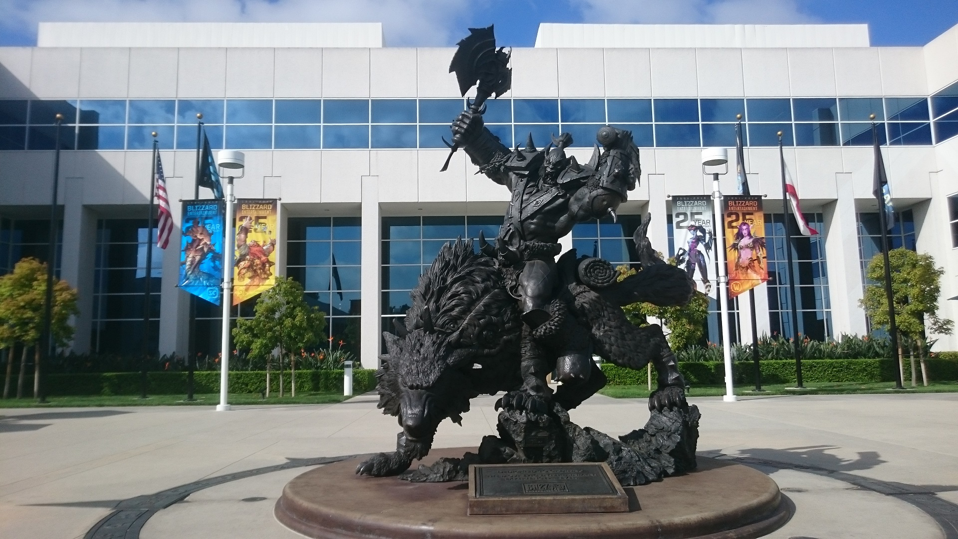 Blizzard Meet With Nostalrius Team To Discuss Legacy Servers DSC 0180