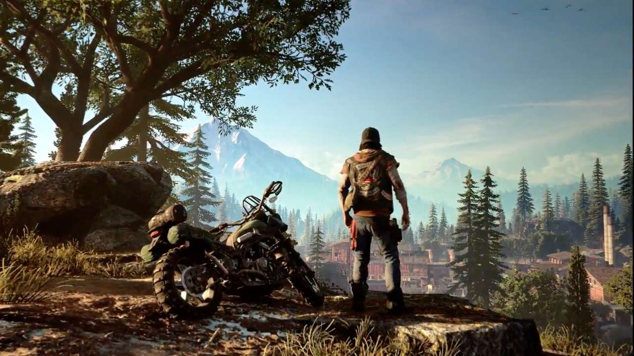 Days Gone Sony E3 2016 08 1280x720 Days Gone Offers Some Ridiculous Ways To Deal With Enemies
