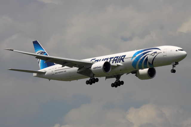 EgyptAir Boeing 777 300ER SU GDO BKK 2012 6 14 640x426 Missing EgyptAir MS804 Black Box Reveals Likely Cause Of Crash