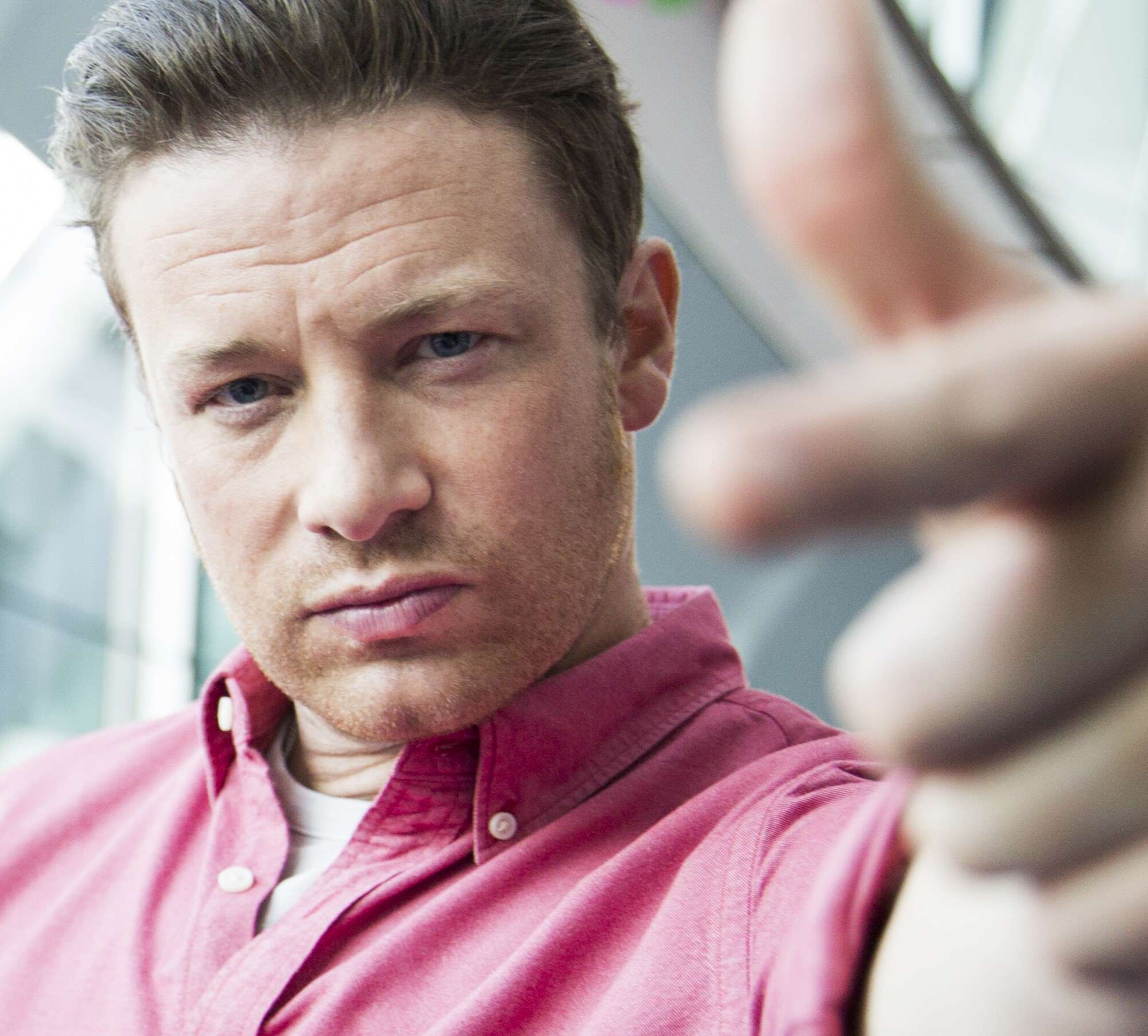 GettyImages 491357469 Jamie Oliver Slams Boris F*cking Johnson In Furious Online Rant