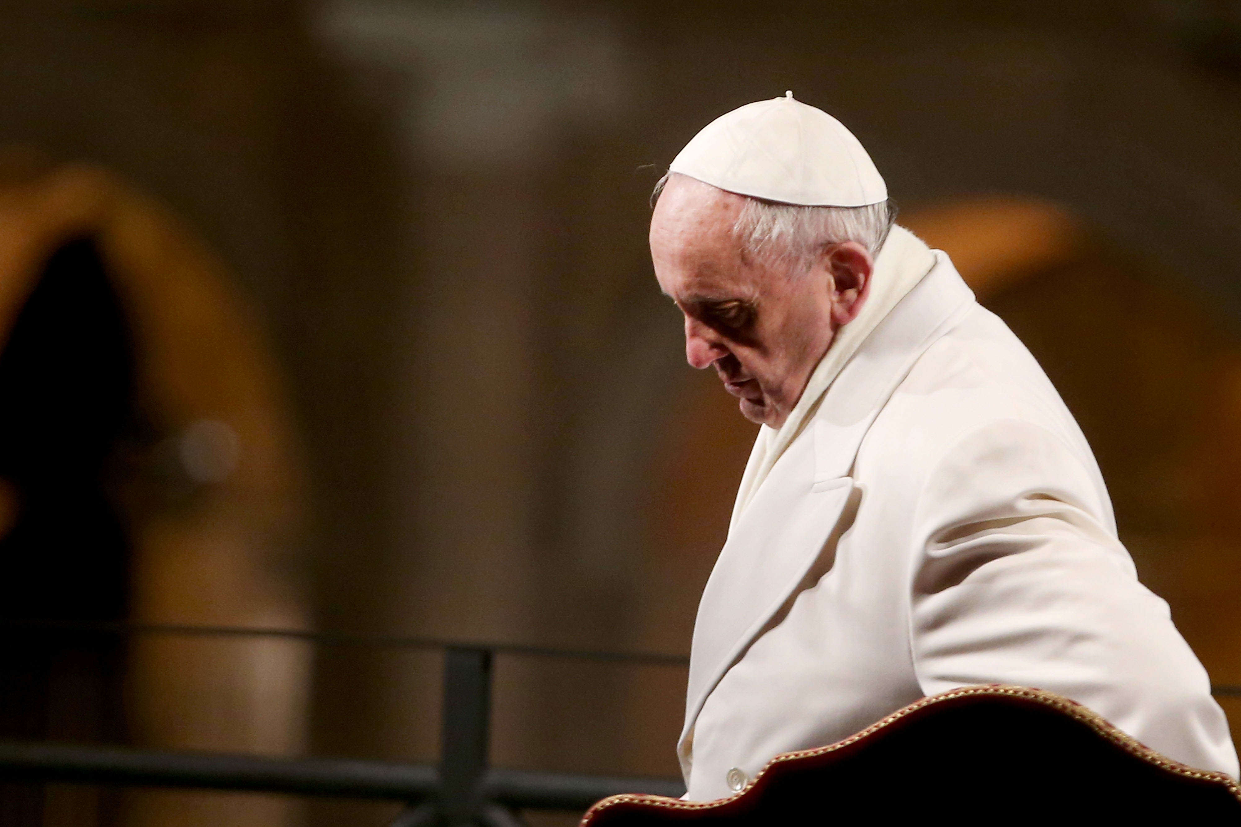 GettyImages 517531720 1 Pope Francis Says Christians And Catholics Should Apologise To Gay People