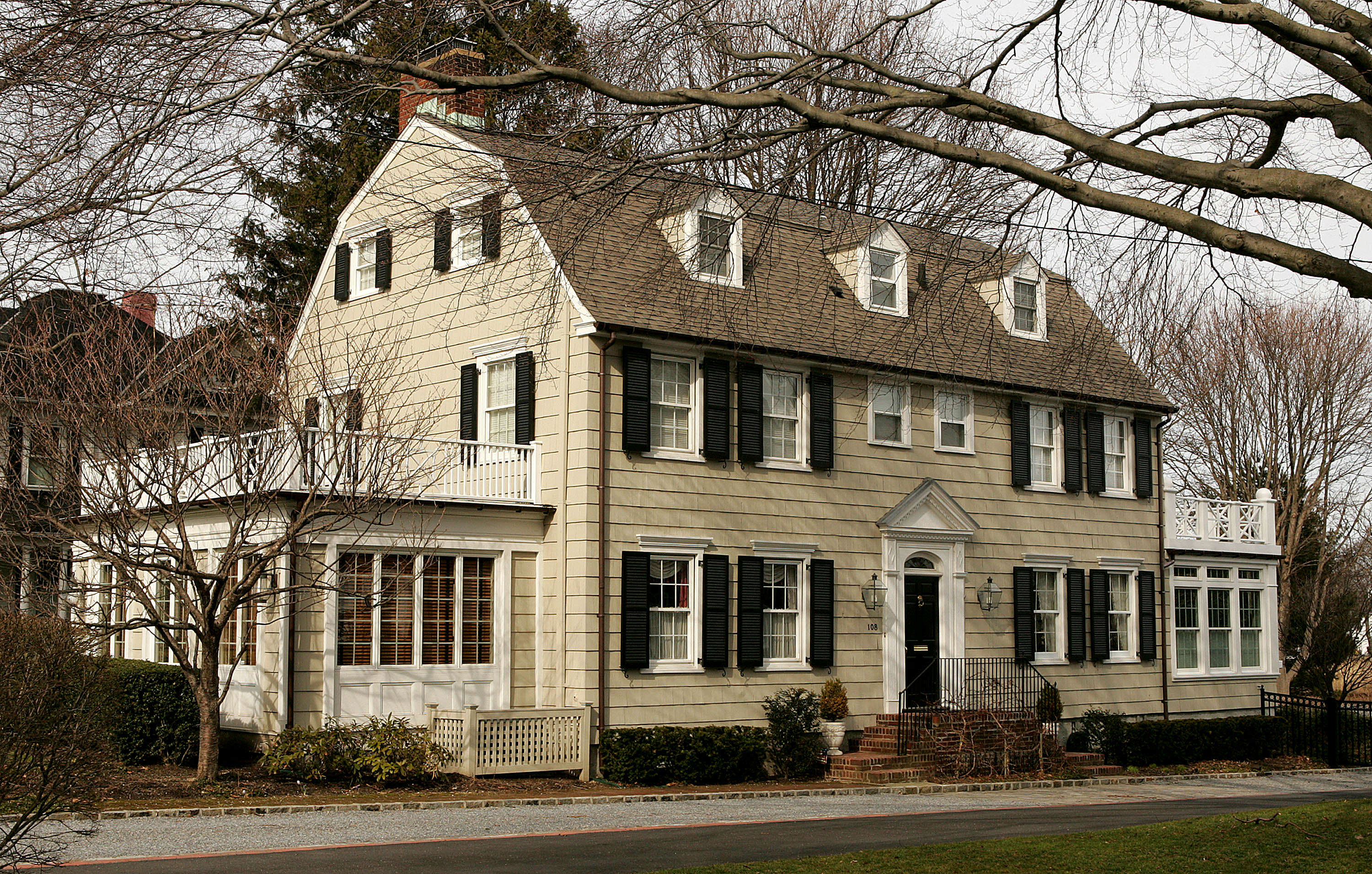 GettyImages 53314654 The Real Amityville Horror House Up For Sale, Take A Look Inside