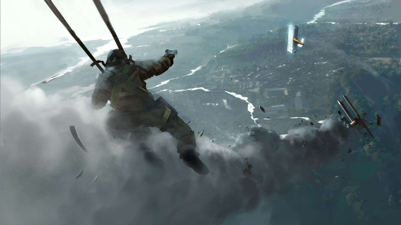 Ie7cd03 Check Out This Gorgeous Battlefield 1 Concept Art