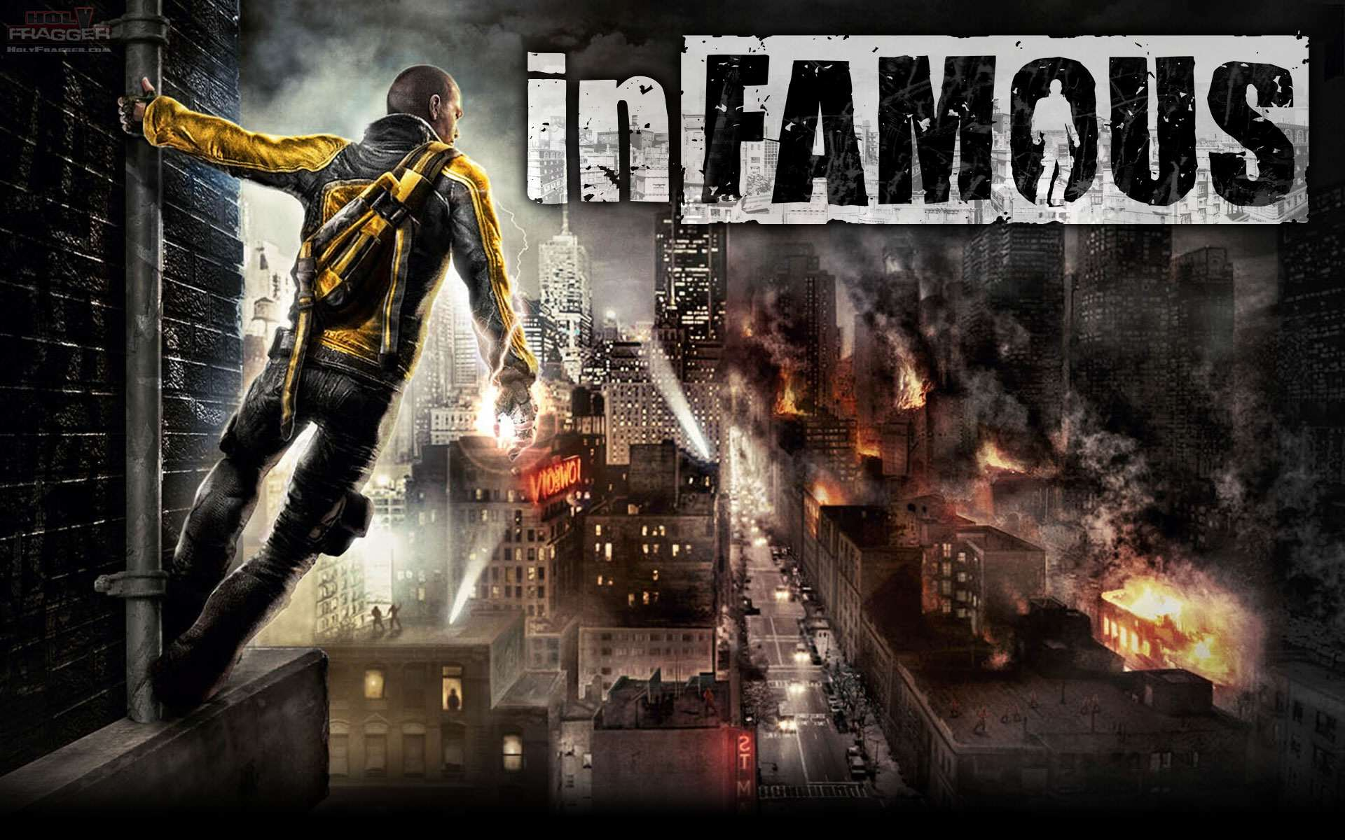 InFamous What Makes A Truly Great Superhero Game?