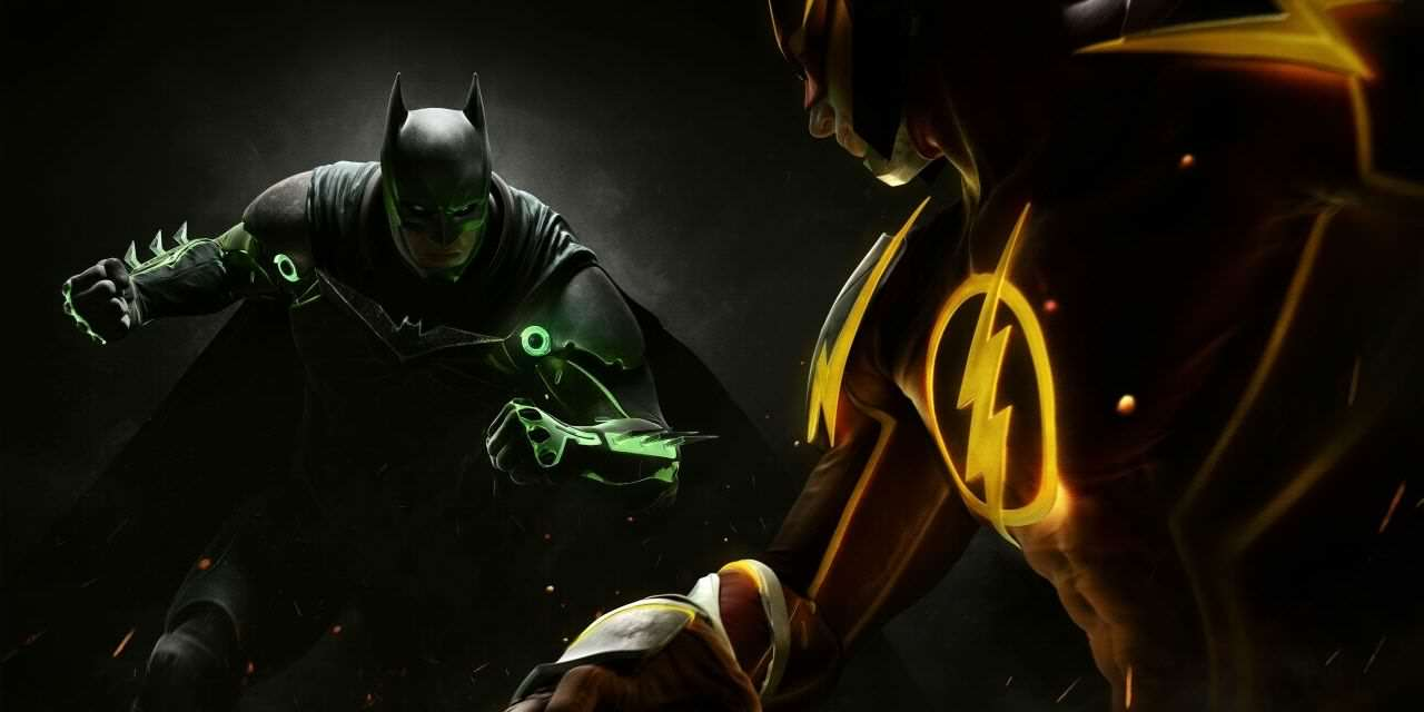 Injustice 2 Batman v Flash Injustice 2 Gameplay Trailer Is The Stuff Of Comic Book Dreams