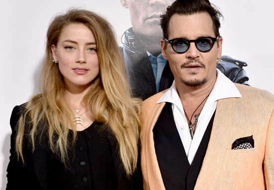 Johnny depp amber heard wt Getty Pistol and Boo Make Depp and Heards Divorce Even Messier