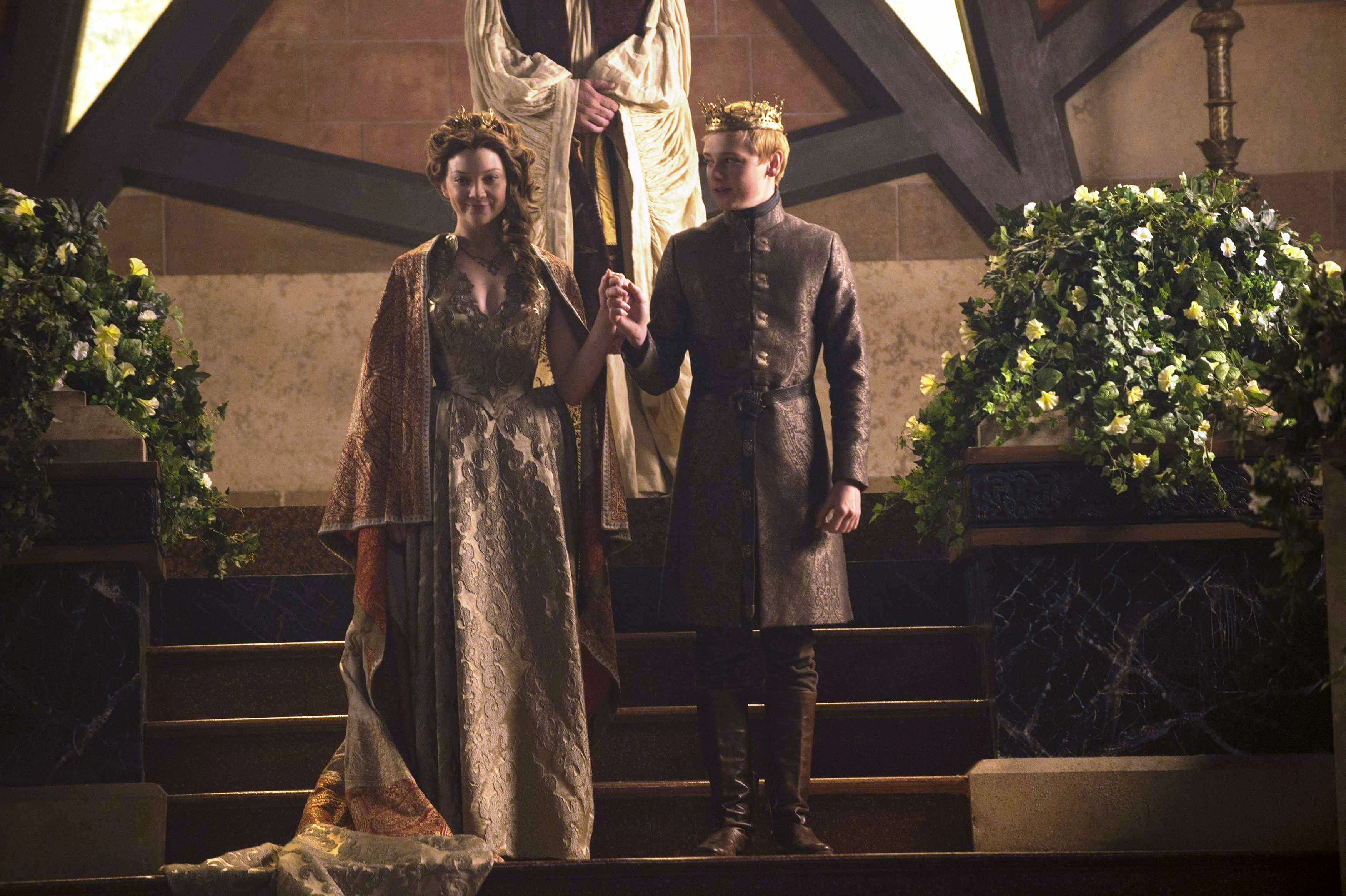 Margaery Tommen Wedding Game Of Thrones Fans Think Theyve Cracked Cerseis Rumour