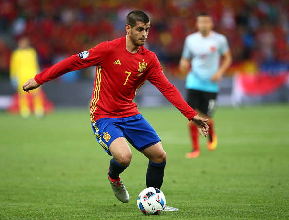 Morata Spain Getty Arsenal Willing To Double Wage Of World Class Striker