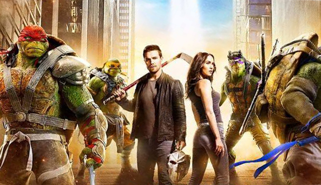 Teenage Mutant Ninja Turtles: Out Of The Shadows Should Have Stayed Hidden Turtles