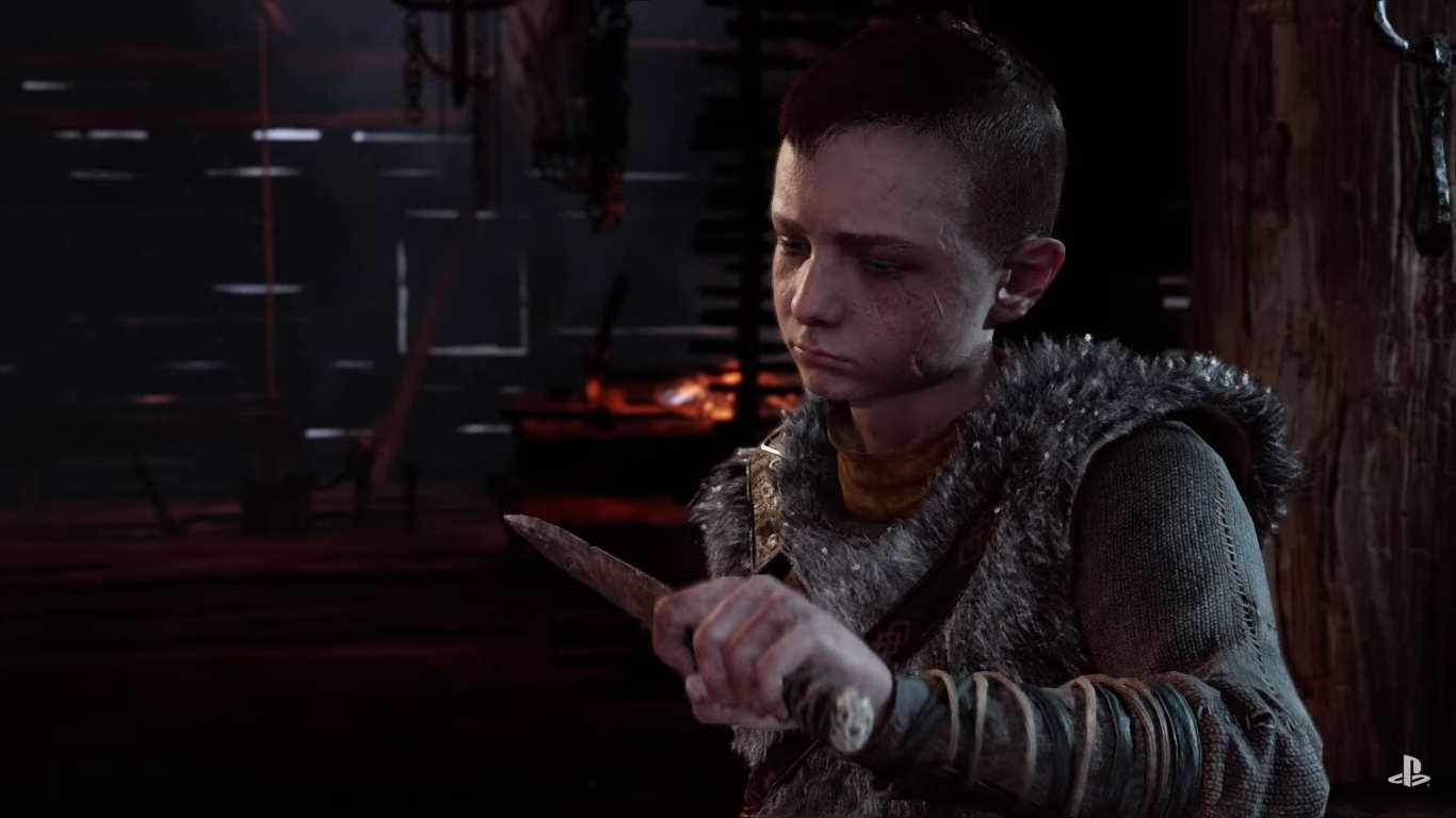 Untitled 1 4 Loads Of New God Of War 4 Info, Setting And Gameplay Explained