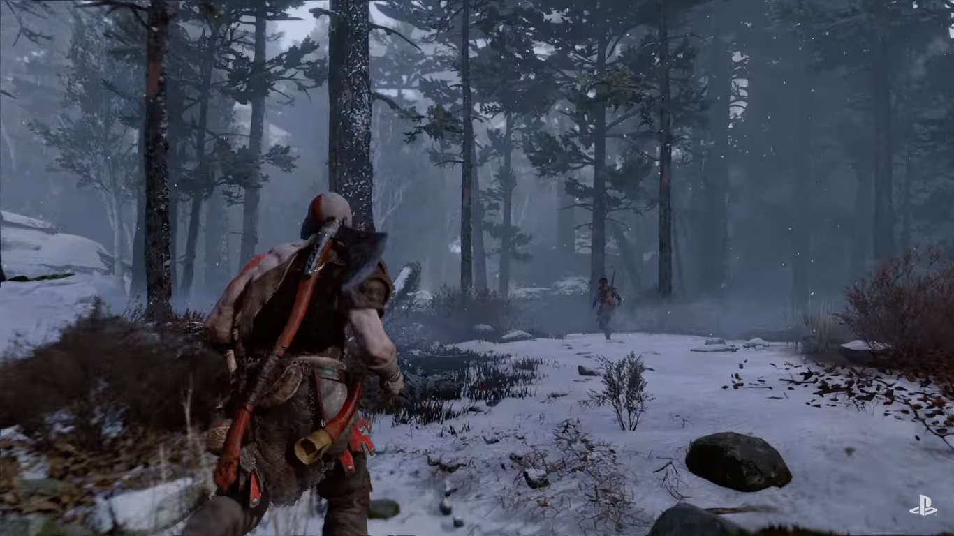 Untitled 1 5 Loads Of New God Of War 4 Info, Setting And Gameplay Explained