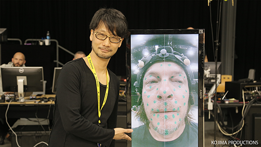 WORKS CONT 07 2.0 Kojima Posts Behind The Scenes Footage Of Death Stranding