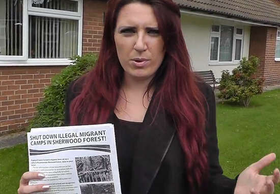 Britain First Campaign Against Kids Tree House In Hilarious C*ck Up bf1
