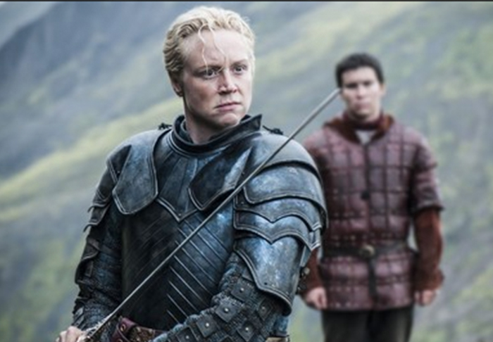 George R.R. Martin Reveals Brienne Of Tarths Hidden Backstory brienne1