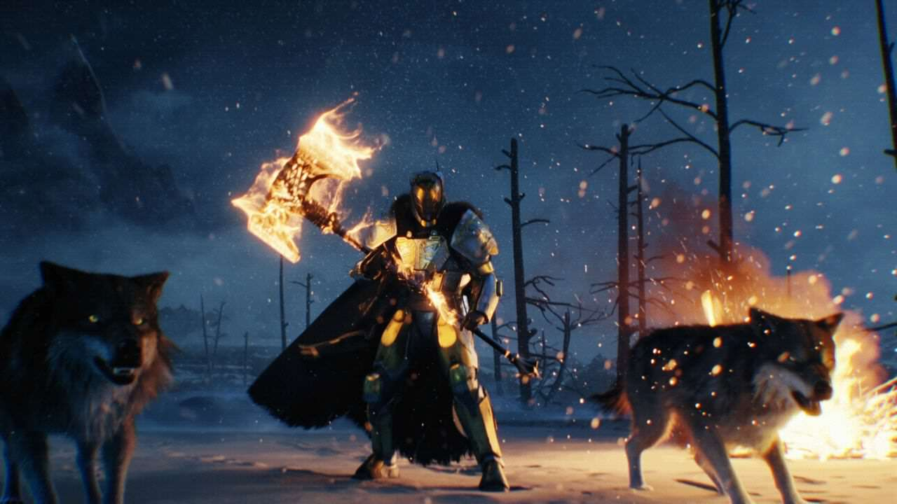 destiny rise of iron.0.0 Bungie Officially Announce Destiny Rise Of Iron Expansion