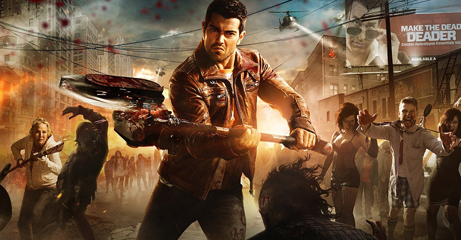 dr social New Dead Rising Movie Gets Debut Trailer And Poster