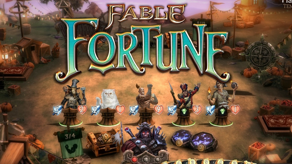 e415267b789d6a503c7470ad919495bc original Ex Lionhead Devs Planning New Fable Game With A Twist