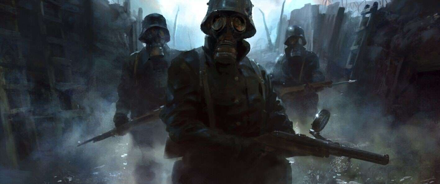 Check Out This Gorgeous Battlefield 1 Concept Art eY9R1v2