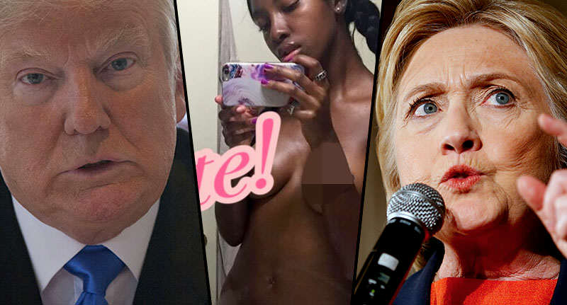 face trump This Group Is Sending Nudes To People Who Hate Trump